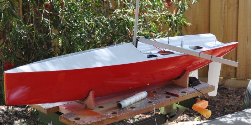 Building an IOM : Radio Sailing Shop